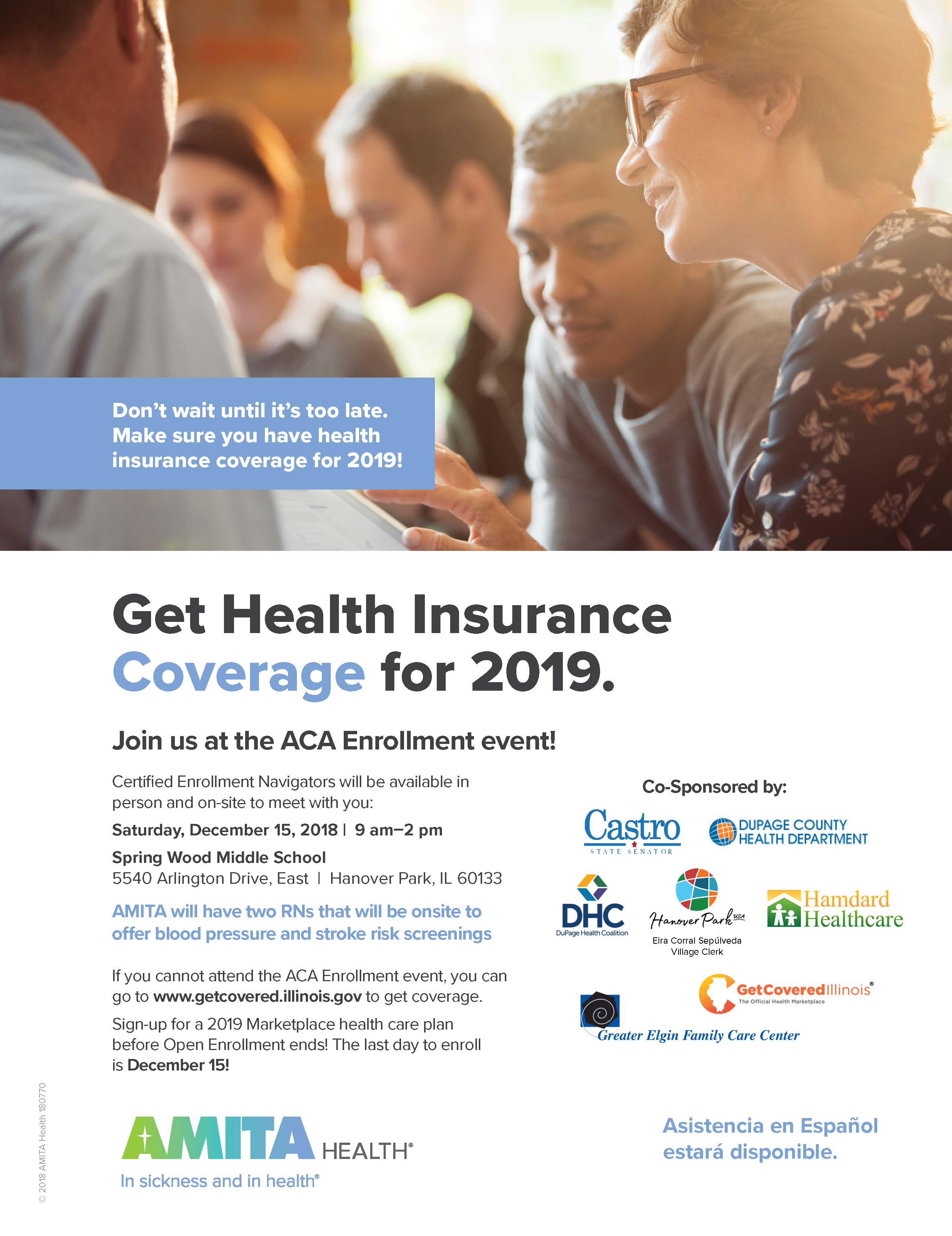 ACA Enrollment Flyer 12032018
